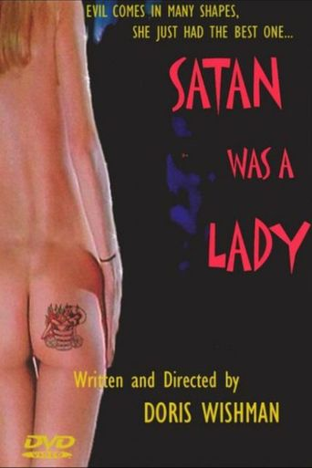 Satan Was A Lady Poster