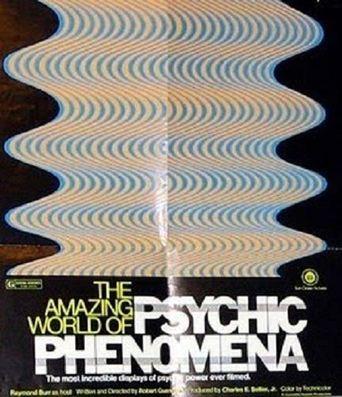 The Amazing World of Psychic Phenomena Poster