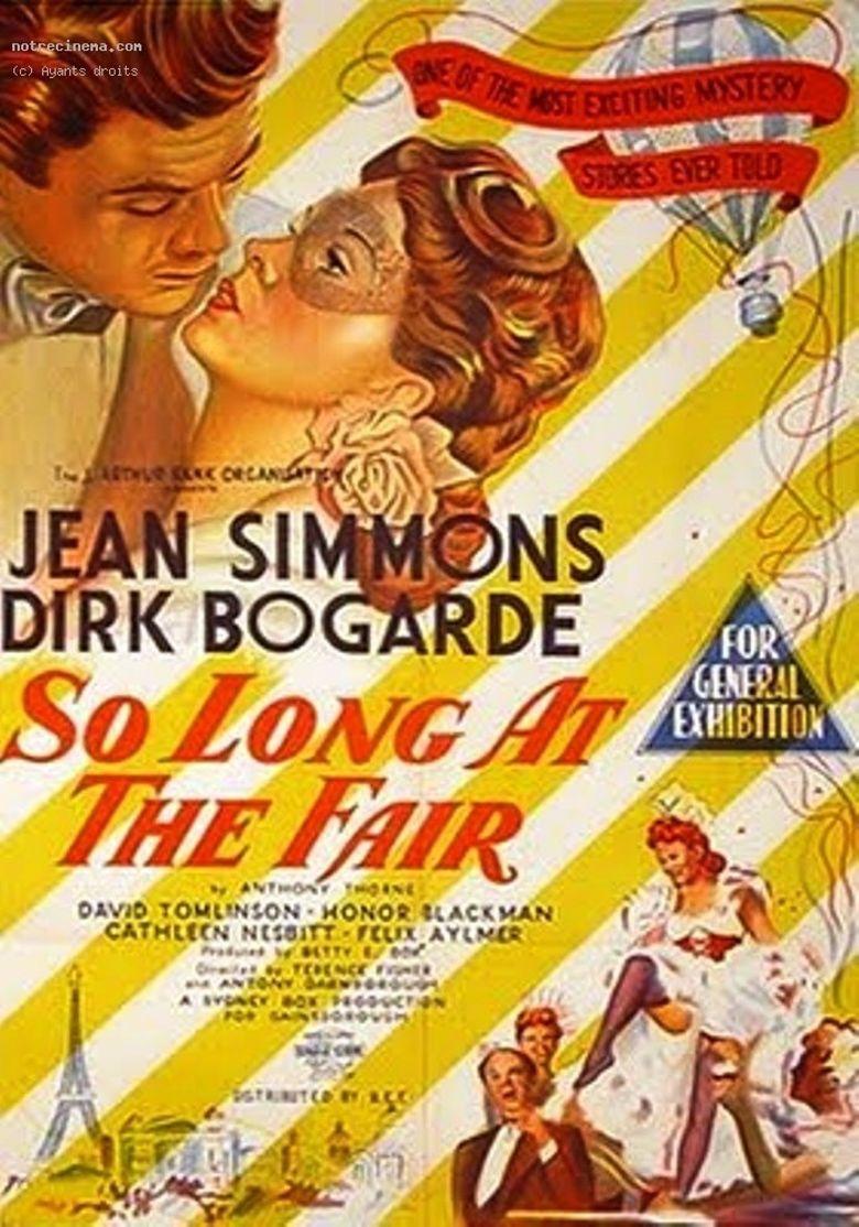 So Long at the Fair Poster