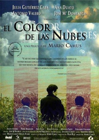 The Color of the Clouds Poster