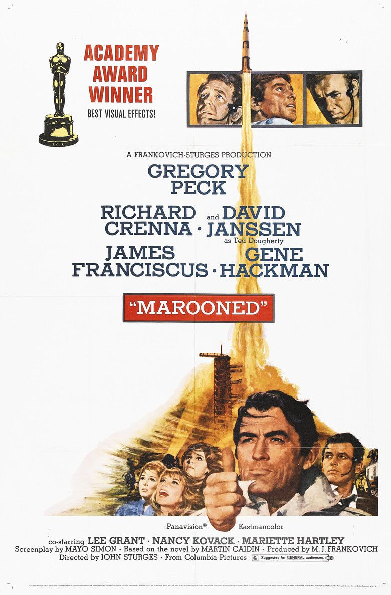Marooned Poster
