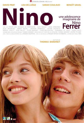 Nino (Une adolescence imaginaire de Nino Ferrer) Poster
