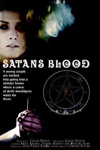 Satan's Blood Poster