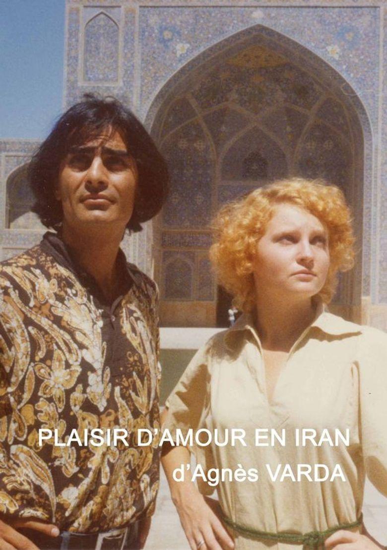 The Pleasure of Love in Iran Poster