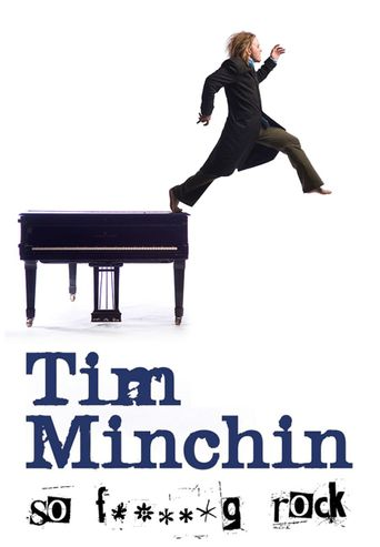 Tim Minchin: So F**king Rock Live Poster