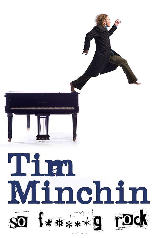 Tim Minchin: So F**king Rock Live Poster