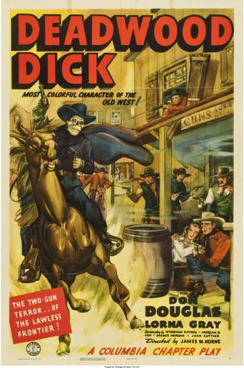 Deadwood Dick Poster