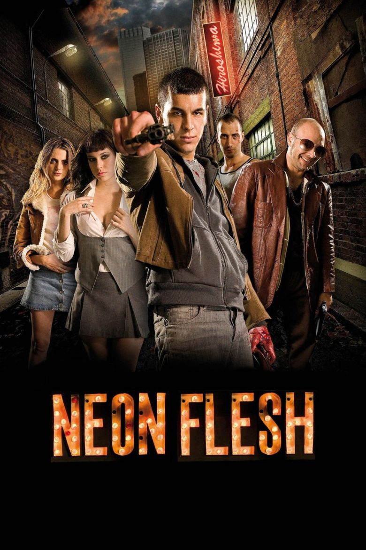 Neon Flesh Poster