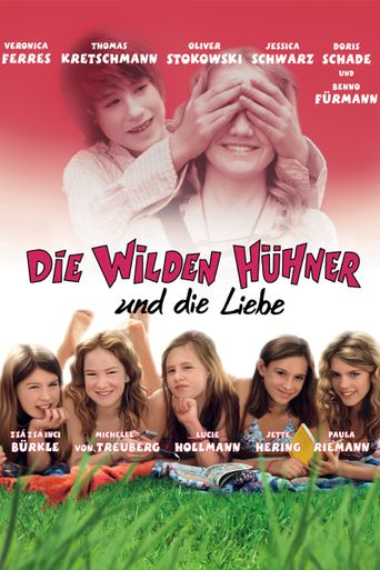 Wild Chicks in Love Poster