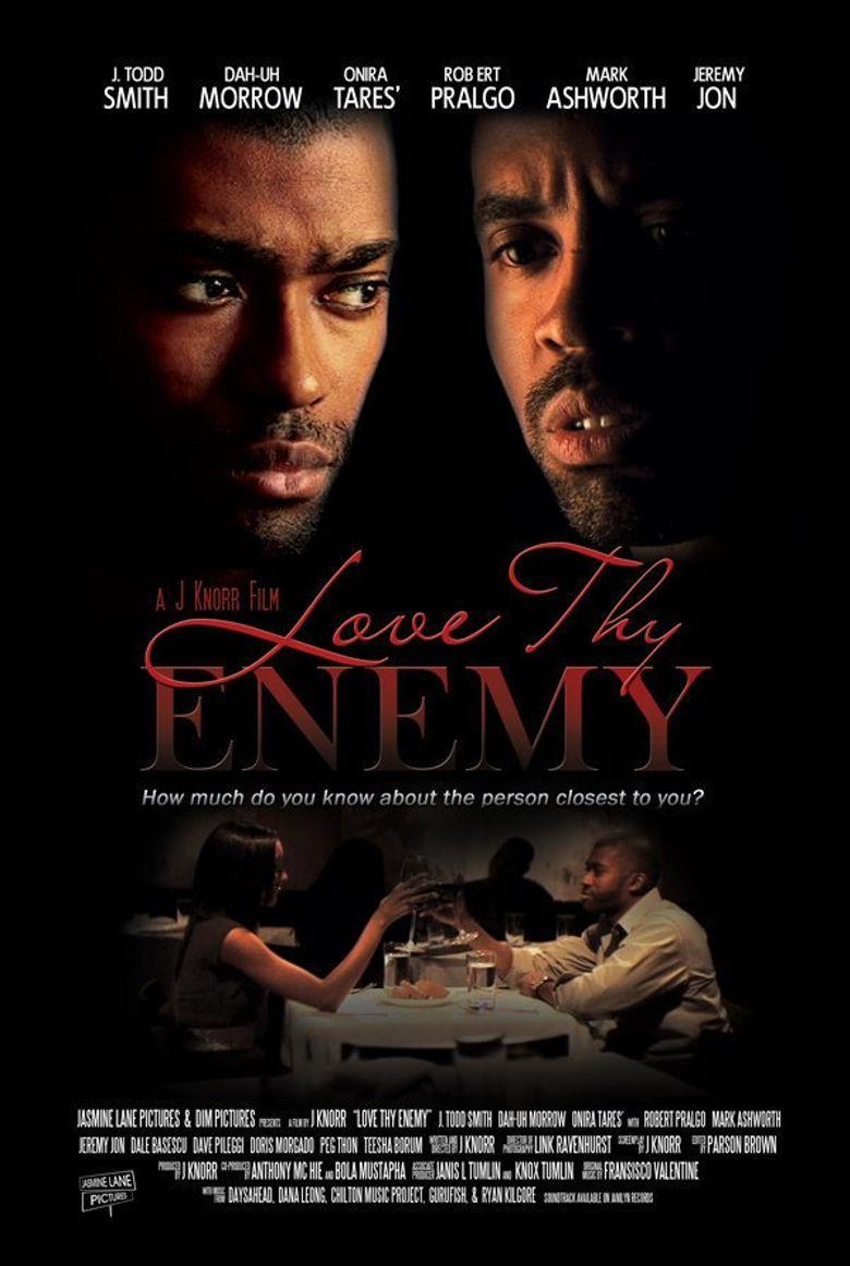 Love Thy Enemy Poster