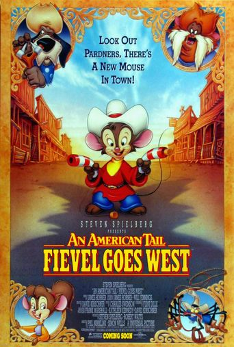 Watch An American Tail: Fievel Goes West