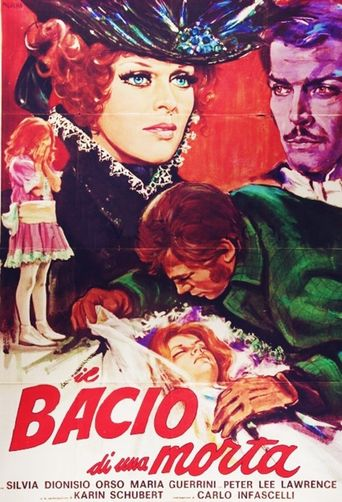 Kiss of a Dead Woman Poster