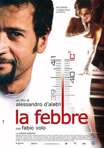 La febbre Poster