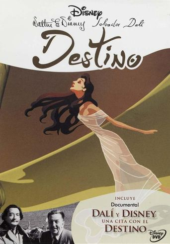 Dali & Disney: A Date with Destino Poster