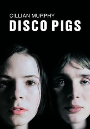 Disco Pigs Poster