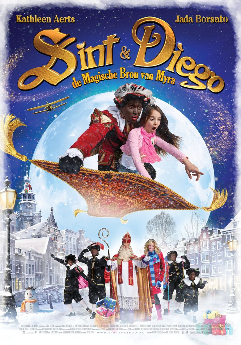 Sint & Diego and the Magical Fountain of Myra Poster