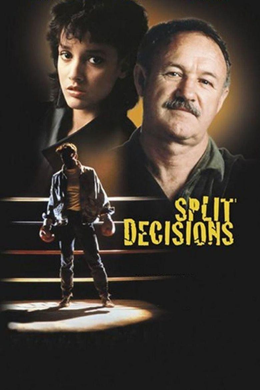 Split Decisions Poster