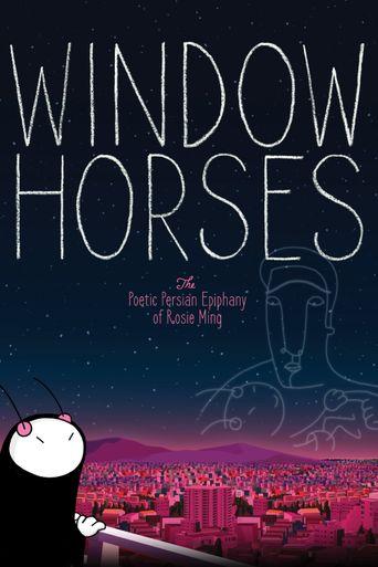 Window Horses Poster
