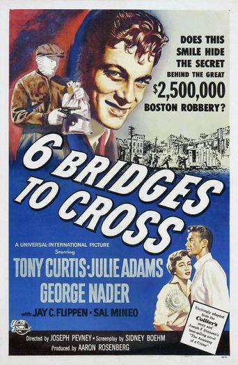 Six Bridges to Cross Poster