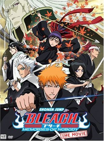 Bleach the Movie: Memories of Nobody Poster