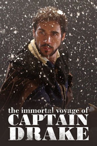 The Immortal Voyage of Captain Drake Poster