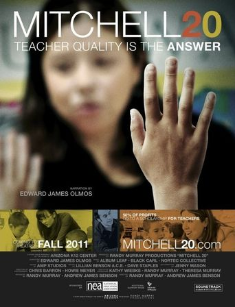 Mitchell 20 Poster
