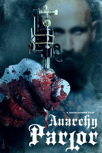 Anarchy Parlor Poster