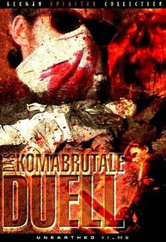 The Coma-Brutal Duel Poster