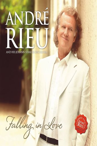 André Rieu - Falling in Love in Maastricht Poster