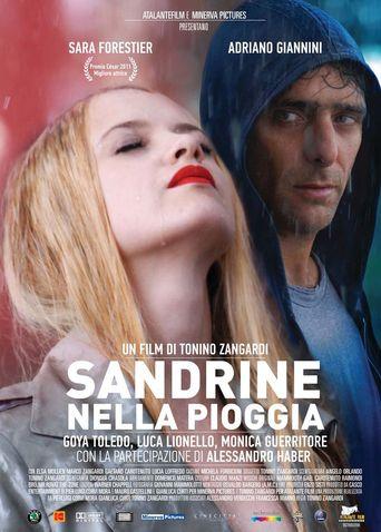 Sandrine nella pioggia Poster