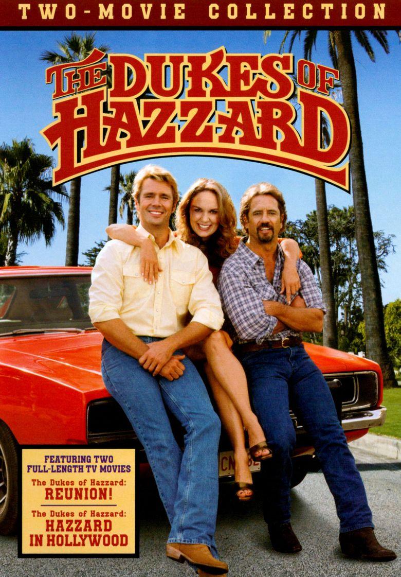 The Dukes of Hazzard: Hazzard in Hollywood Poster