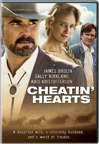 Cheatin' Hearts Poster