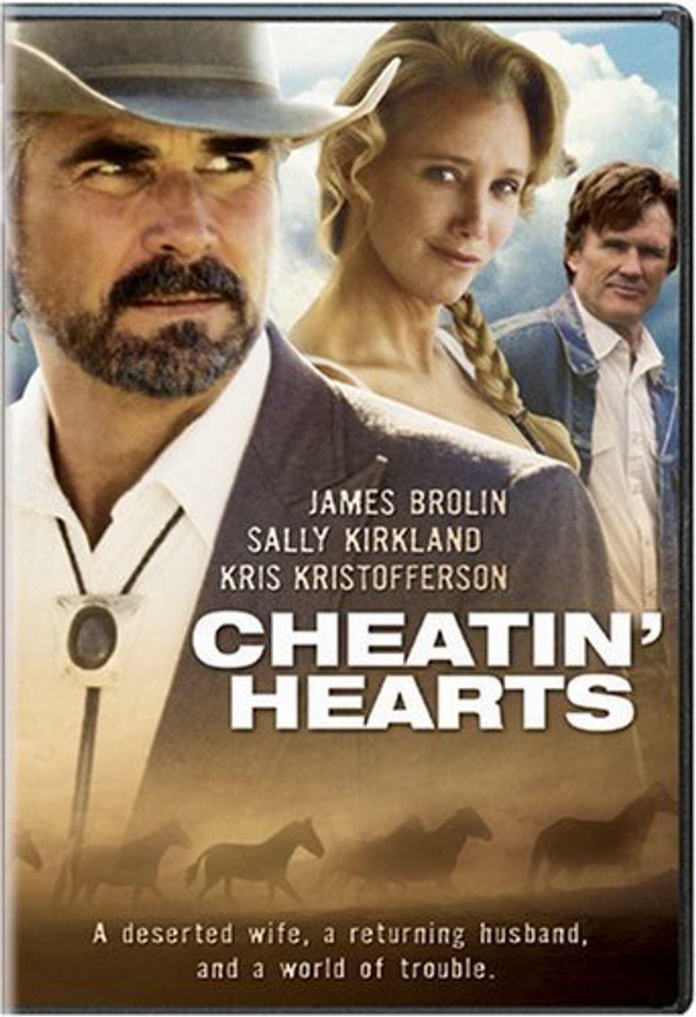 Cheatin' Hearts Poster