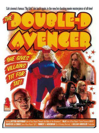 The Double-D Avenger Poster