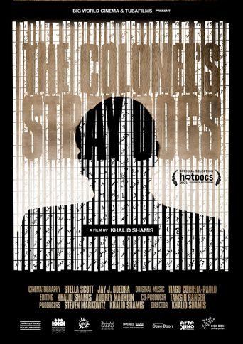 The Colonel's Stray Dogs Poster