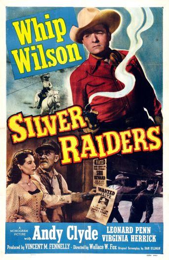 Silver Raiders Poster