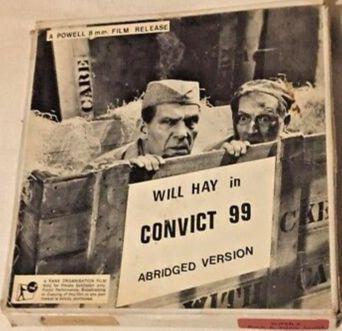 Convict 99 Poster