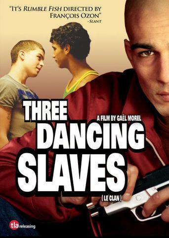 Three Dancing Slaves Poster