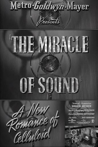 The Miracle of Sound Poster