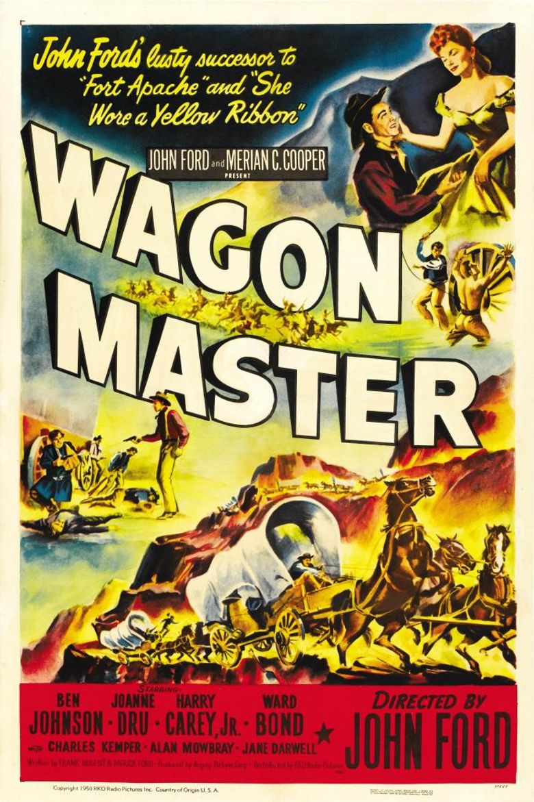 Watch Wagon Master