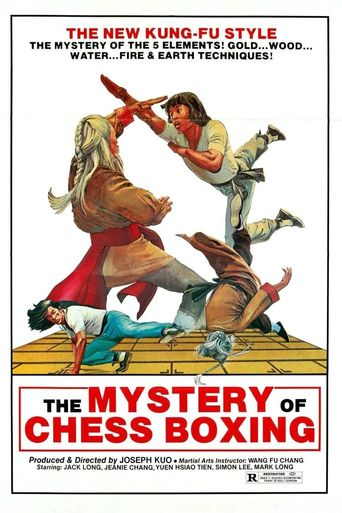 The Mystery of Chess Boxing Poster