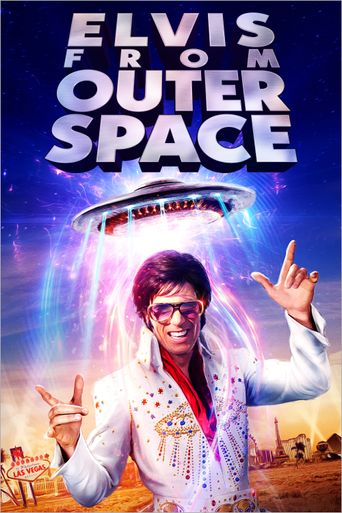 Elvis from Outer Space Poster