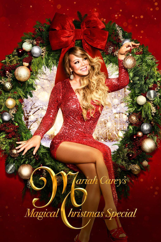 Mariah Carey's Magical Christmas Special Poster