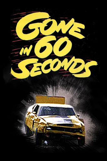 Watch Gone in 60 Seconds