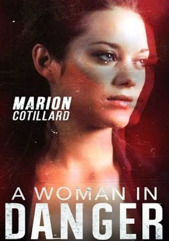 A Woman in Danger Poster