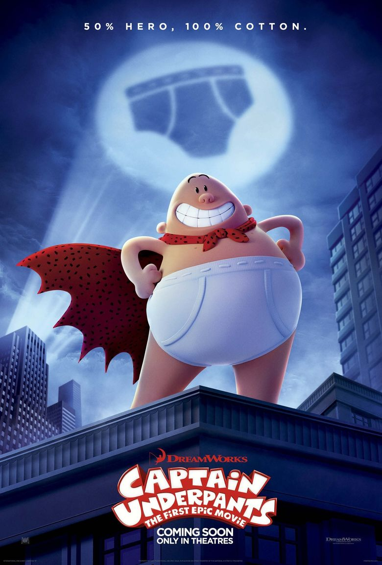 Captain Underpants: The First Epic Movie (2017) - Watch on ...