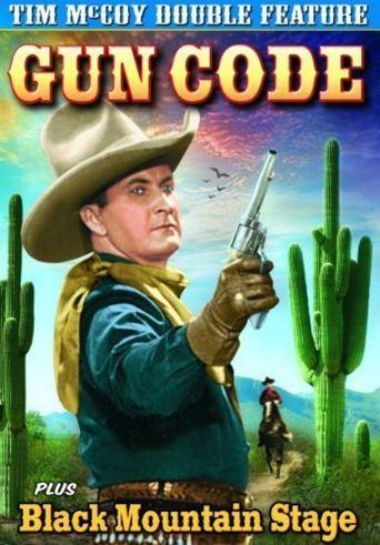 Gun Code Poster