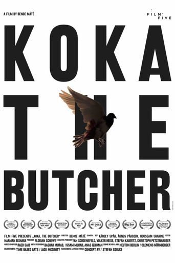 Koka, the Butcher Poster