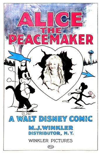Alice the Peacemaker Poster