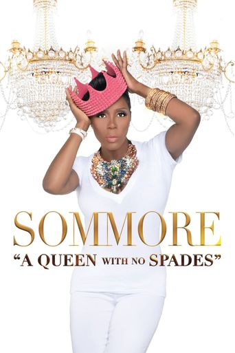 Sommore: A Queen With No Spades Poster